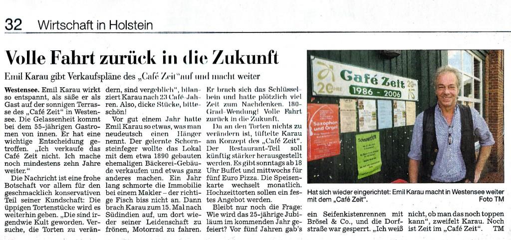 Cafe_Zeit_Kieler_Nachrichten_Volle_Fahrt