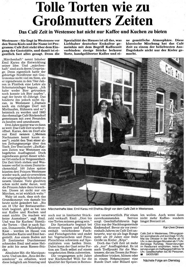 2000-09-01-Kieler-Nachrichten